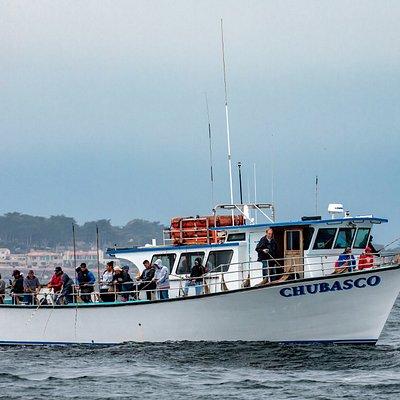 The Chubasco - our main vessel
