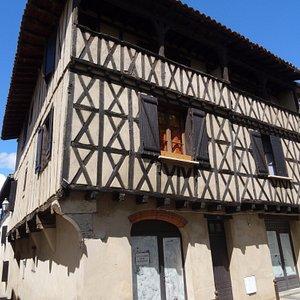 Maison de l'Oraison (XIIe siècle)