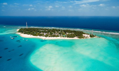 Fulidhoo has one of the most beautiful lagoons in Maldives!