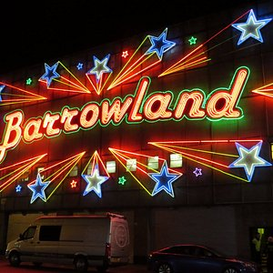 The Barrowland sign has greeted gig-goers since 1985.
