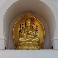 Il Budda del tempio