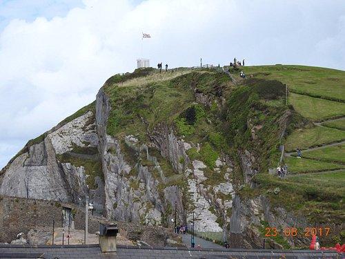 Capstone Hill