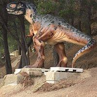 dinosaure grandeur nature
