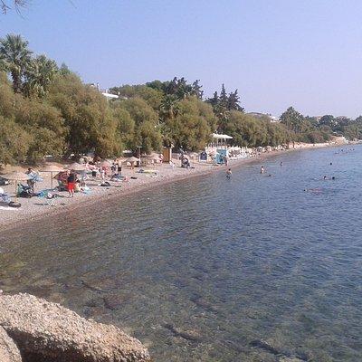 Hastane altı plajı