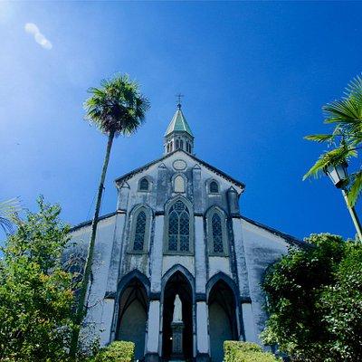 大浦天主堂の外観