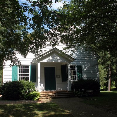 Exterior of the Old Meeting House