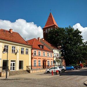 Katedra św. Bartłomieja oraz Ratusz