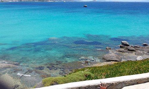 La spiaggia di Prokopios