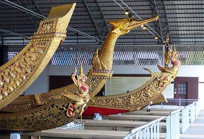 Royal Barges National Museum, Bangkok