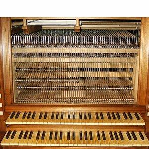 visite guidée GRATUITE de l'orgue de l'église de Bort-Les-Orgues Toute l'année mais sur rendez-v