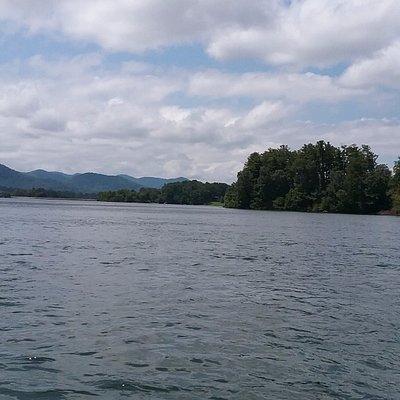 View of Lake Julian