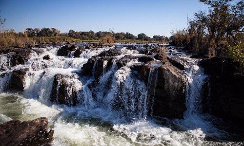Popa Falls (nur per Wasser erreichbarer Bereich)