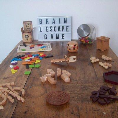B.R.A.I.N. L'Escape Game
