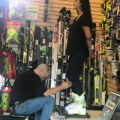 Chuck boot fitting my daughter, July 2017