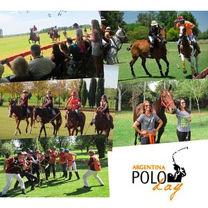 Great Polo Experience! Watch a Polo Match. Enjoy our argentine BBQ. And Be the Polo Player!