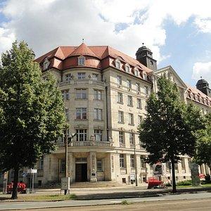 Edificio ex Stasi