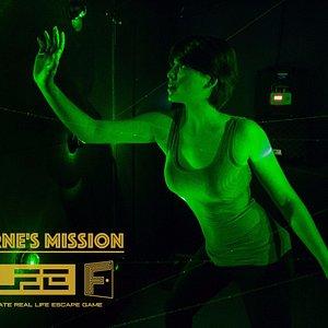 Bourne's Mission - FLEE Seattle Escape Game