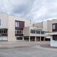 Самарская областная универсальная научная библиотека, корпус №1