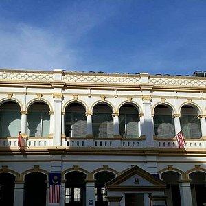 the KL Tourism Bureau building
