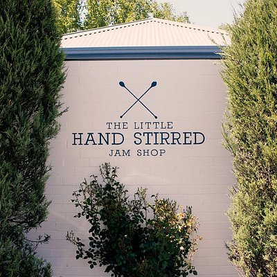 Hand Stirred Jam  Shop