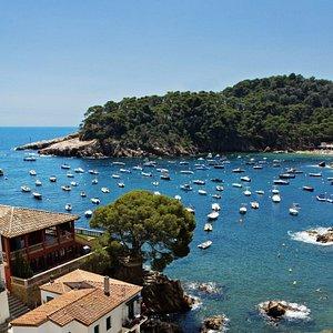Privilegiadas vistas al mar desde el hotel