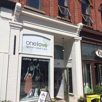 Visit our store at 64 Hurontario St in downtown Collingwood