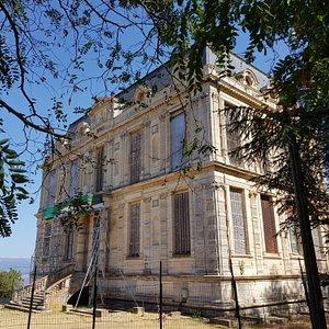 Chateau de la Punta en Rénovation
