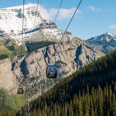 Banff Sunshine Sightseeing Gondola