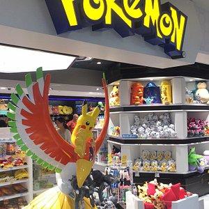 pokemeon center