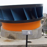 une petite turbine