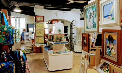 Craft Market, Dockyard, Bermuda