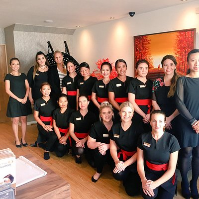 Award winning massage and spa team in Brighton and Hove