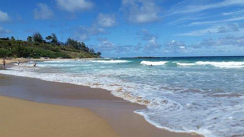 Keālia Beach