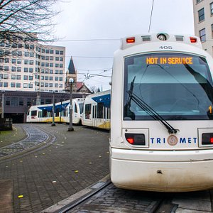 """Trimet MAX """"Not In Service"""" - A Sadly Almost Daily Occurrence in 2017"""
