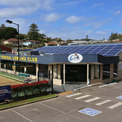 Club Terrigal (the Bowling Club including Bec's Kitchen)