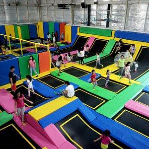 Kids loves place