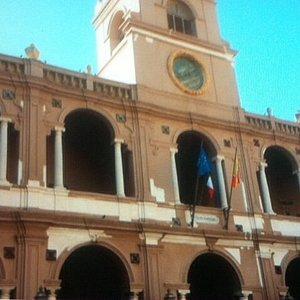 Bella istantanea della facciata tutt'Italia !