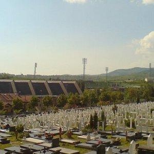 Mezarje Stadion, ieri stadio, oggi cimitero!