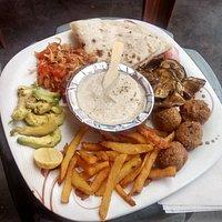 mix falafel