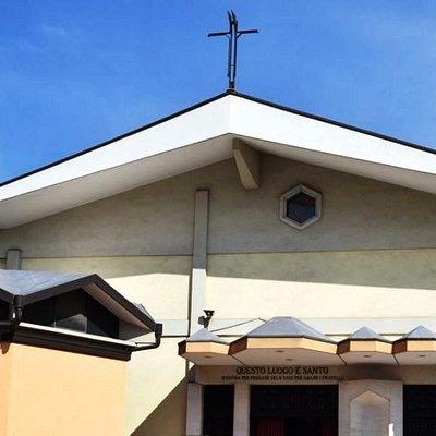 Chiesa parrocchiale Madonna della Salute di Catene Marghera