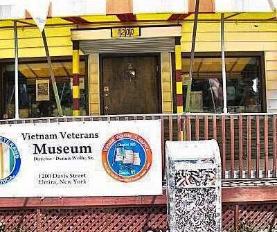 Vietnam Veterans War Memorial Museum