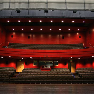 Röda salongen, Hässleholm Kulturhus