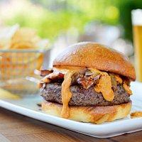 The Keystone Burger