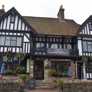 The Star & Eagle, Bar and Hotel, Goudhurst