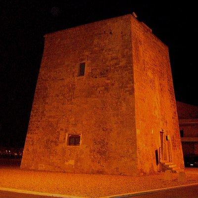 La Torre Moline di sera