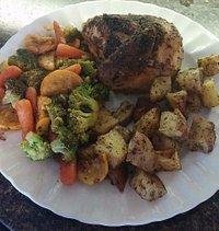 Greek Style Chicken Special