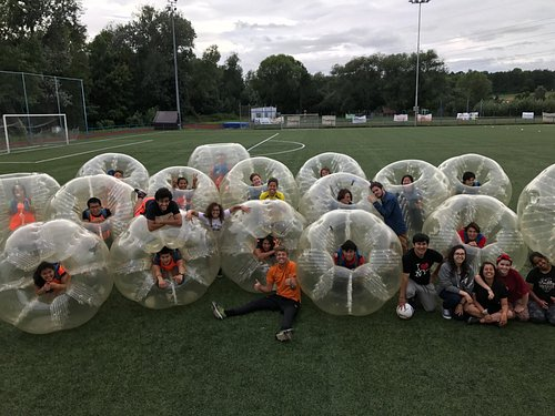 Great fun with your friends - up to 20 bubbles for your game