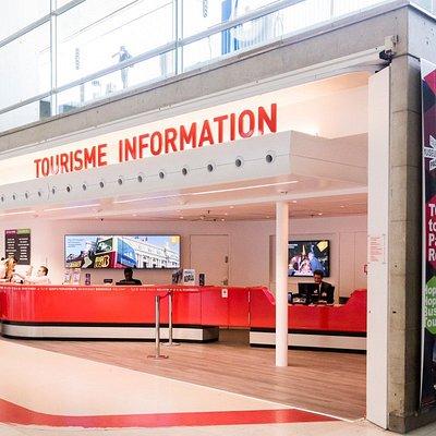 Point Information Tourisme - CDG - Terminal 2F, Porte 11