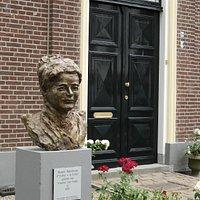 Margot Begemann, girlfriend Vincent van Gogh
