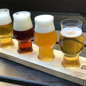 Drink more beer :)